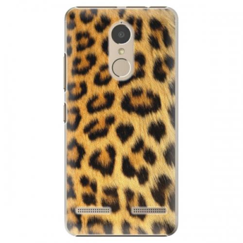 Plastové pouzdro iSaprio - Jaguar Skin - Lenovo K6