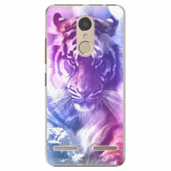 Plastové pouzdro iSaprio - Purple Tiger - Lenovo K6