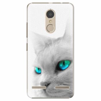 Plastové pouzdro iSaprio - Cats Eyes - Lenovo K6