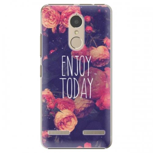 Plastové pouzdro iSaprio - Enjoy Today - Lenovo K6
