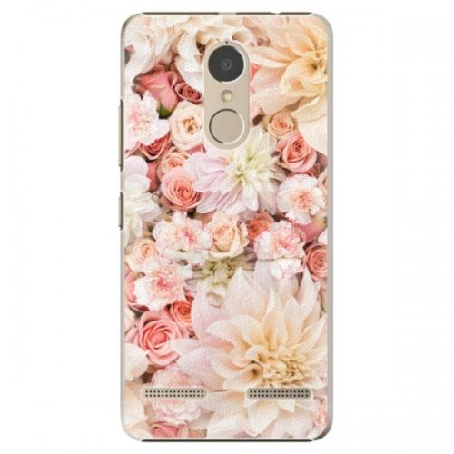 Plastové pouzdro iSaprio - Flower Pattern 06 - Lenovo K6