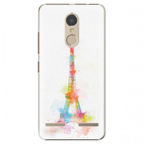 Plastové pouzdro iSaprio - Eiffel Tower - Lenovo K6