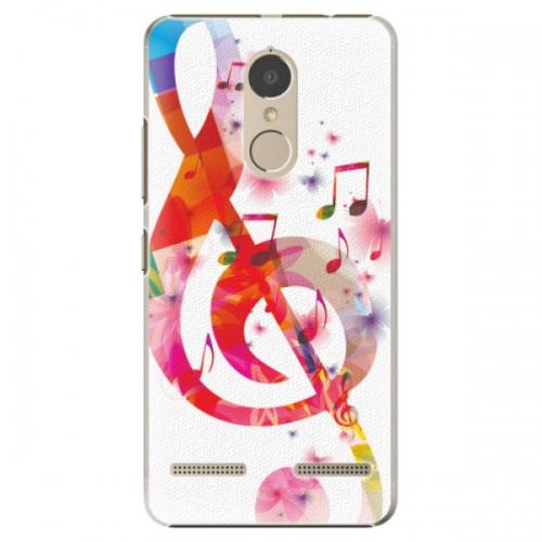 Plastové pouzdro iSaprio - Love Music - Lenovo K6
