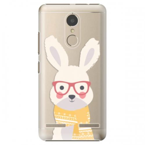 Plastové pouzdro iSaprio - Smart Rabbit - Lenovo K6