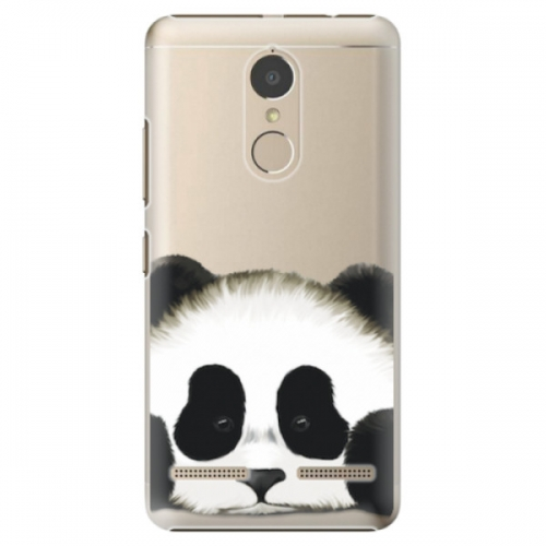 Plastové pouzdro iSaprio - Sad Panda - Lenovo K6
