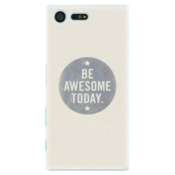 Plastové pouzdro iSaprio - Awesome 02 - Sony Xperia X Compact