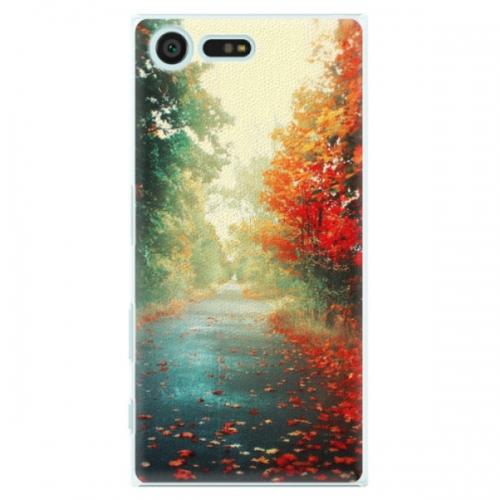 Plastové pouzdro iSaprio - Autumn 03 - Sony Xperia X Compact