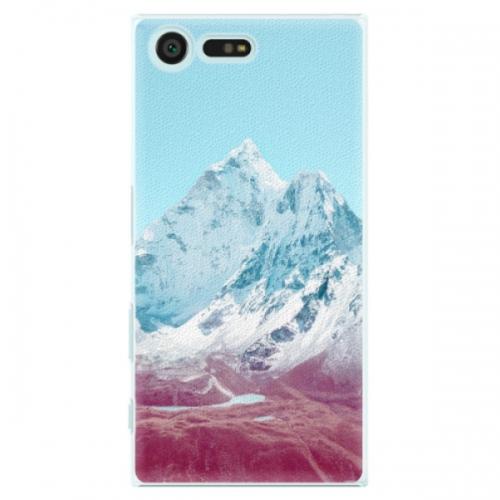 Plastové pouzdro iSaprio - Highest Mountains 01 - Sony Xperia X Compact
