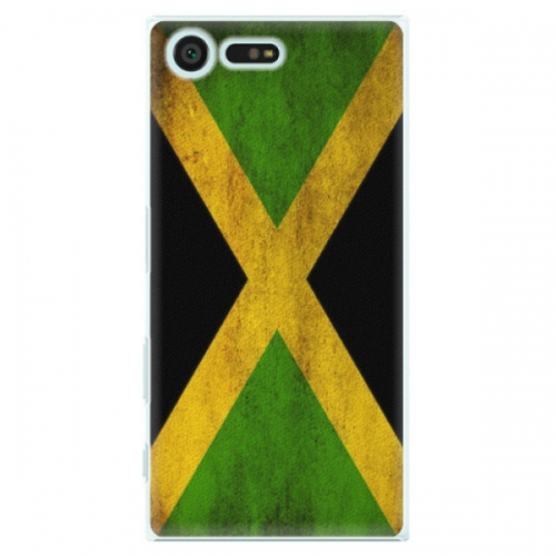 Plastové pouzdro iSaprio - Flag of Jamaica - Sony Xperia X Compact