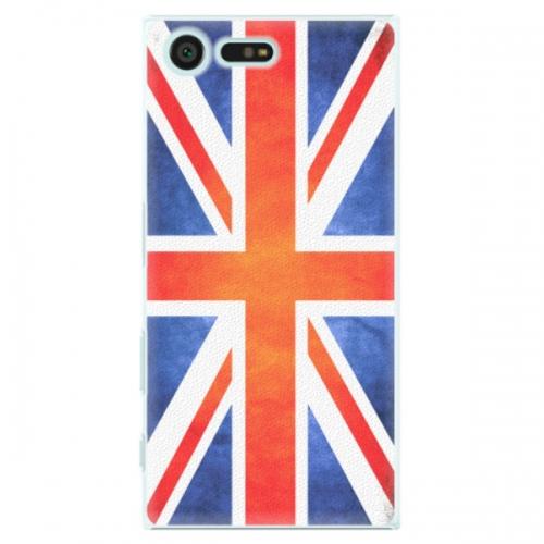 Plastové pouzdro iSaprio - UK Flag - Sony Xperia X Compact