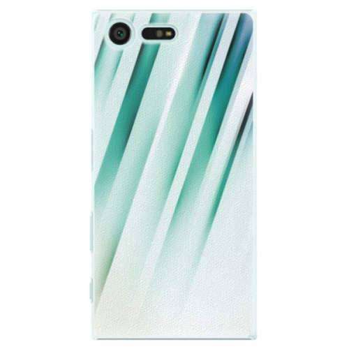 Plastové pouzdro iSaprio - Stripes of Glass - Sony Xperia X Compact