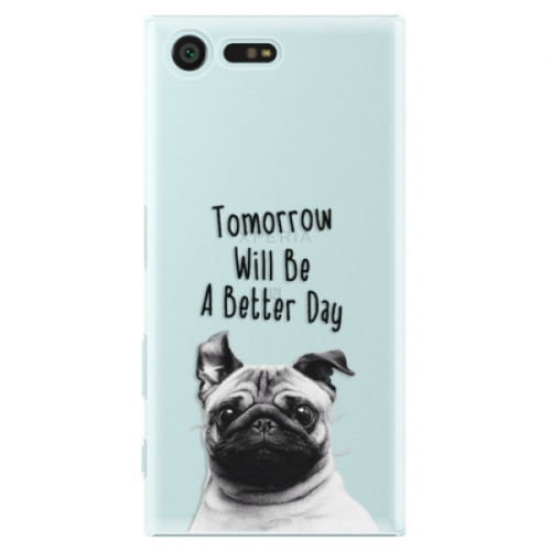 Plastové pouzdro iSaprio - Better Day 01 - Sony Xperia X Compact