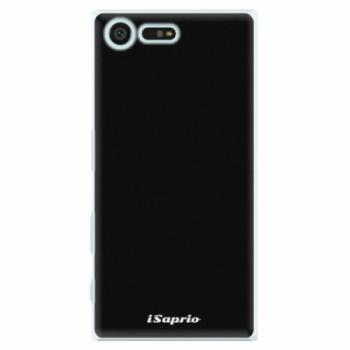 Plastové pouzdro iSaprio - 4Pure - černý - Sony Xperia X Compact