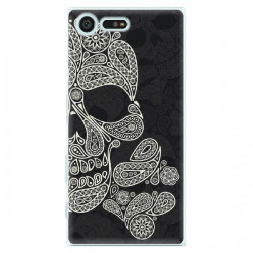 Plastové pouzdro iSaprio - Mayan Skull - Sony Xperia X Compact