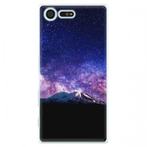 Plastové pouzdro iSaprio - Milky Way - Sony Xperia X Compact