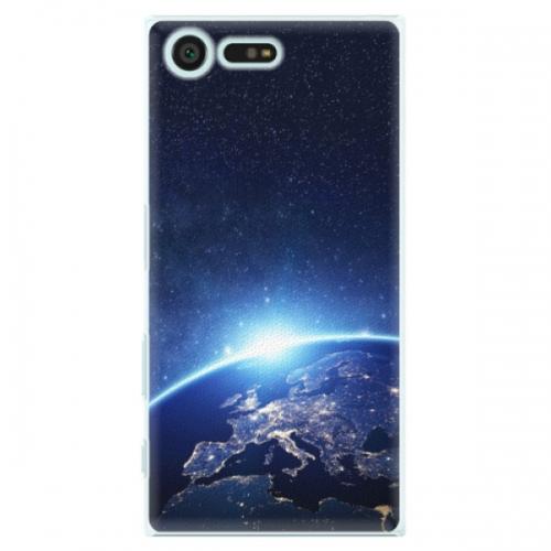 Plastové pouzdro iSaprio - Earth at Night - Sony Xperia X Compact