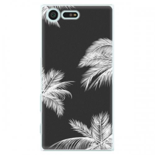 Plastové pouzdro iSaprio - White Palm - Sony Xperia X Compact