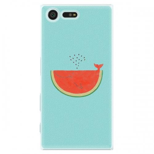 Plastové pouzdro iSaprio - Melon - Sony Xperia X Compact