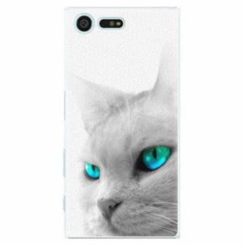 Plastové pouzdro iSaprio - Cats Eyes - Sony Xperia X Compact