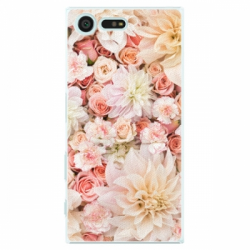 Plastové pouzdro iSaprio - Flower Pattern 06 - Sony Xperia X Compact