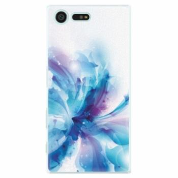 Plastové pouzdro iSaprio - Abstract Flower - Sony Xperia X Compact