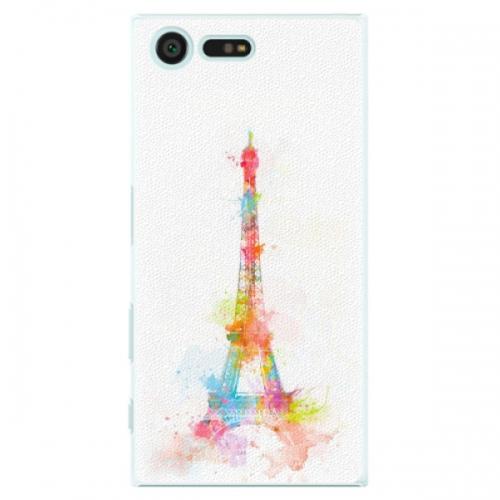 Plastové pouzdro iSaprio - Eiffel Tower - Sony Xperia X Compact