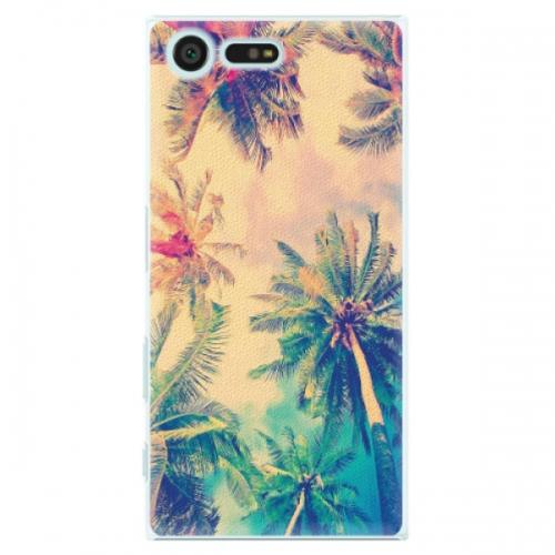Plastové pouzdro iSaprio - Palm Beach - Sony Xperia X Compact
