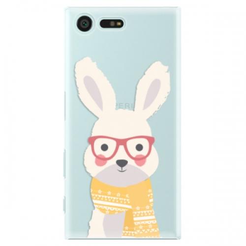 Plastové pouzdro iSaprio - Smart Rabbit - Sony Xperia X Compact