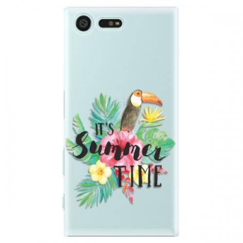 Plastové pouzdro iSaprio - Summer Time - Sony Xperia X Compact