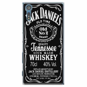 Plastové pouzdro iSaprio - Jack Daniels - Sony Xperia XZ