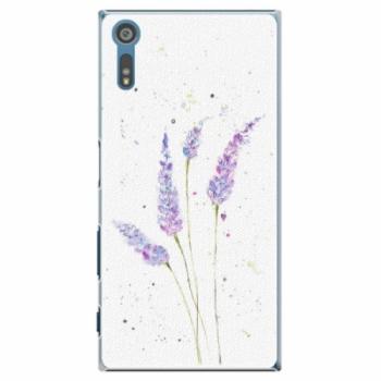 Plastové pouzdro iSaprio - Lavender - Sony Xperia XZ