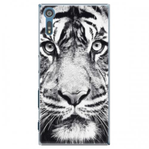 Plastové pouzdro iSaprio - Tiger Face - Sony Xperia XZ