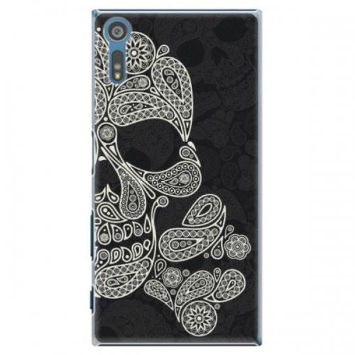Plastové pouzdro iSaprio - Mayan Skull - Sony Xperia XZ