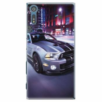 Plastové pouzdro iSaprio - Mustang - Sony Xperia XZ