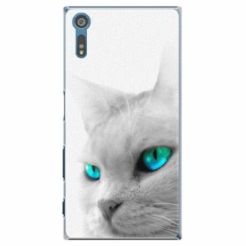 Plastové pouzdro iSaprio - Cats Eyes - Sony Xperia XZ