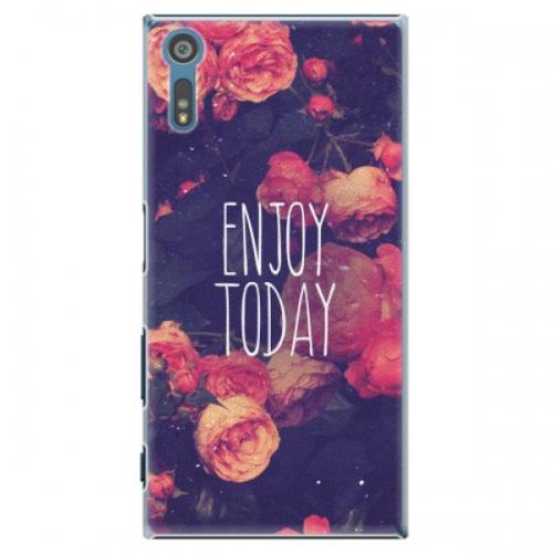 Plastové pouzdro iSaprio - Enjoy Today - Sony Xperia XZ