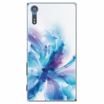Plastové pouzdro iSaprio - Abstract Flower - Sony Xperia XZ