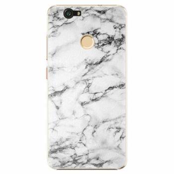 Plastové pouzdro iSaprio - White Marble 01 - Huawei Nova