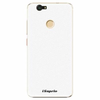 Plastové pouzdro iSaprio - 4Pure - bílý - Huawei Nova
