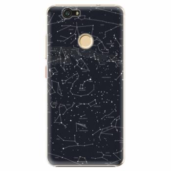 Plastové pouzdro iSaprio - Night Sky 01 - Huawei Nova