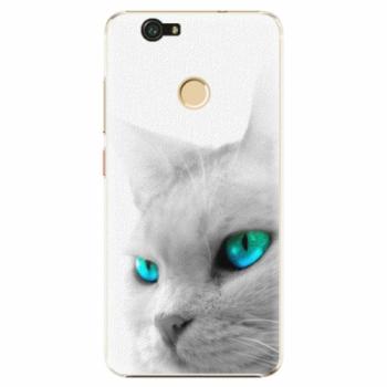 Plastové pouzdro iSaprio - Cats Eyes - Huawei Nova
