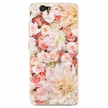 Plastové pouzdro iSaprio - Flower Pattern 06 - Huawei Nova