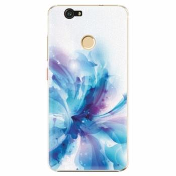 Plastové pouzdro iSaprio - Abstract Flower - Huawei Nova