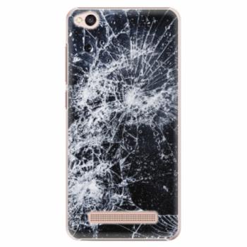 Plastové pouzdro iSaprio - Cracked - Xiaomi Redmi 4A