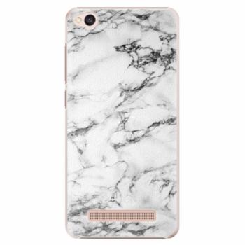 Plastové pouzdro iSaprio - White Marble 01 - Xiaomi Redmi 4A