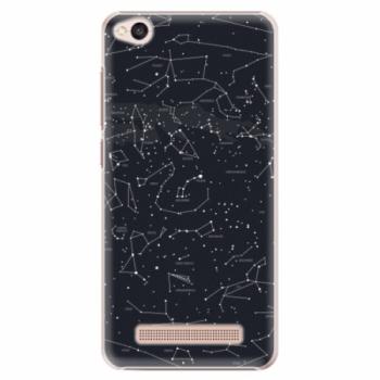 Plastové pouzdro iSaprio - Night Sky 01 - Xiaomi Redmi 4A