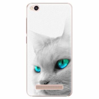 Plastové pouzdro iSaprio - Cats Eyes - Xiaomi Redmi 4A