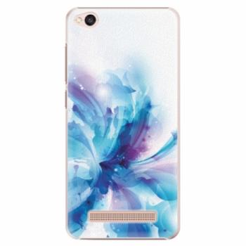 Plastové pouzdro iSaprio - Abstract Flower - Xiaomi Redmi 4A