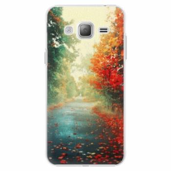 Plastové pouzdro iSaprio - Autumn 03 - Samsung Galaxy J3