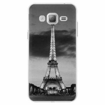 Plastové pouzdro iSaprio - Midnight in Paris - Samsung Galaxy J3
